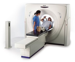 Philips ACQSim CT scanner