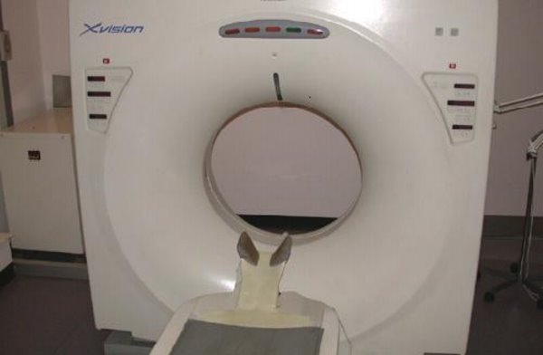 Used Toshiba XVision - Used CT Scanner For Sale
