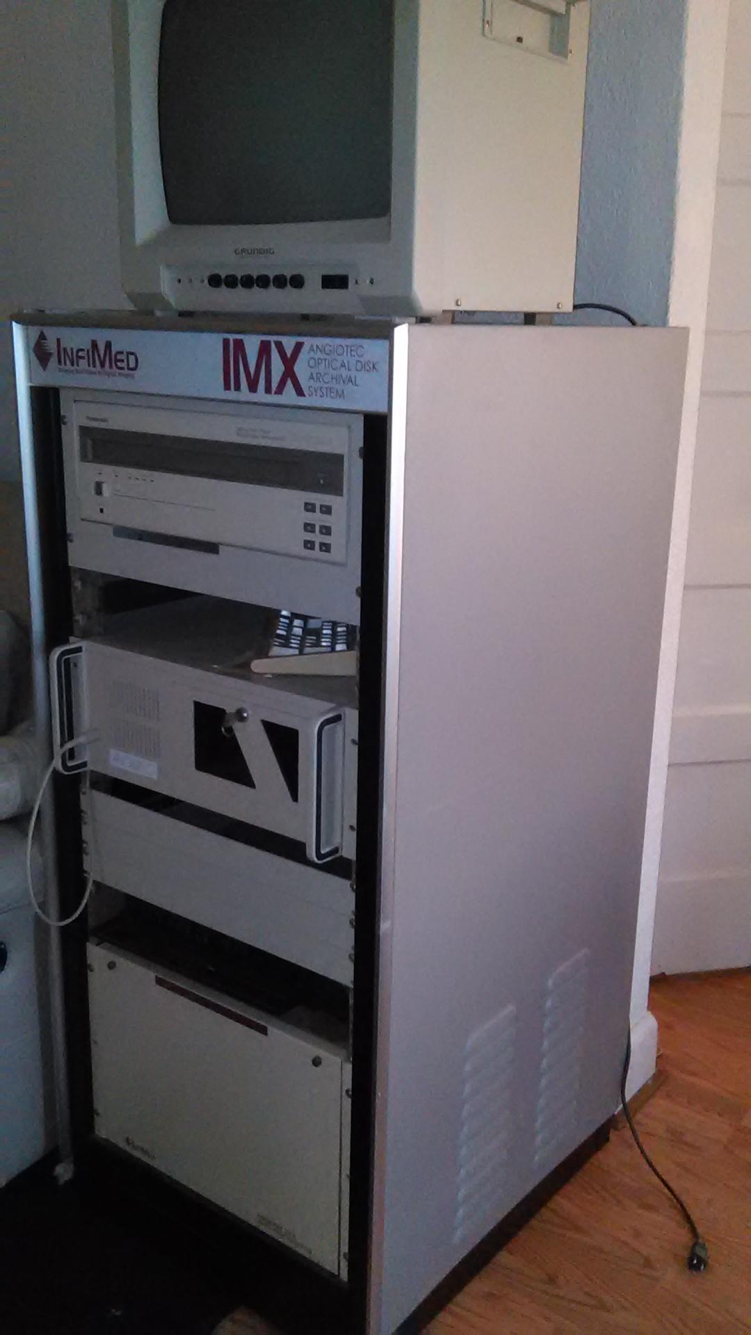 InfiMed IMX 200