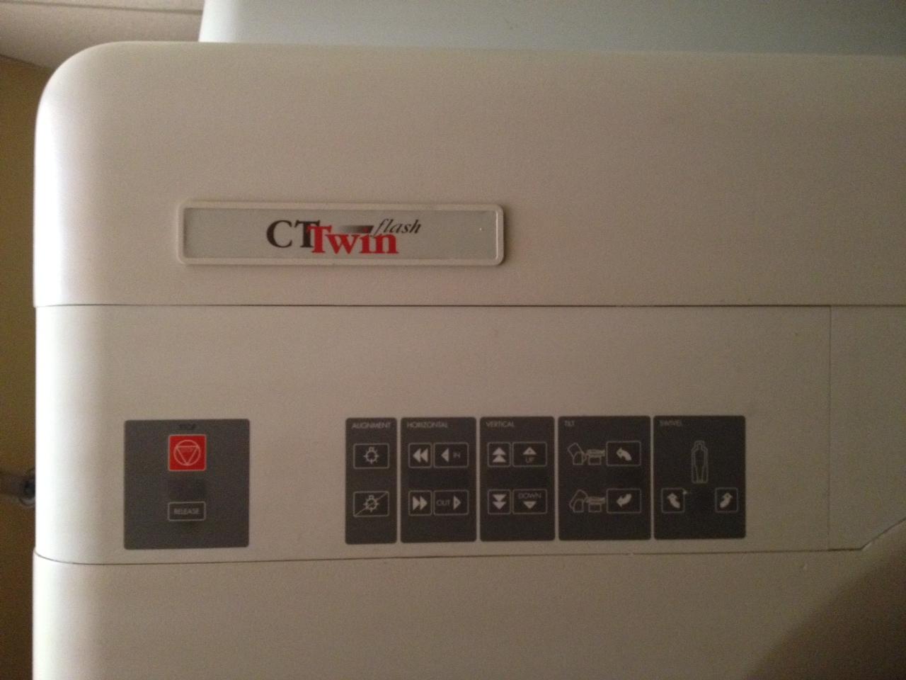 Elscint CT Flash Twin